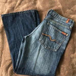 7 for all mankind - Flare Jeans